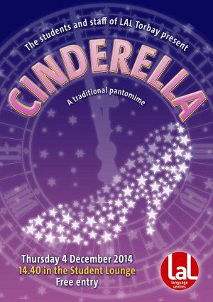 Cinderella-Easel-poster